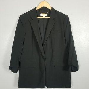 Michael Kors single button blazer